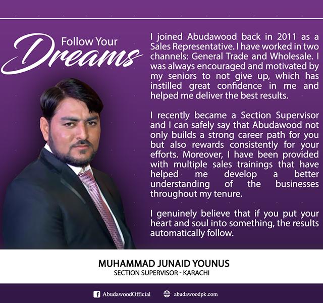 Working At Abu Dawood | Abudawood